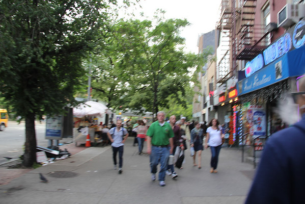 6th ave at w 3rd Ext.