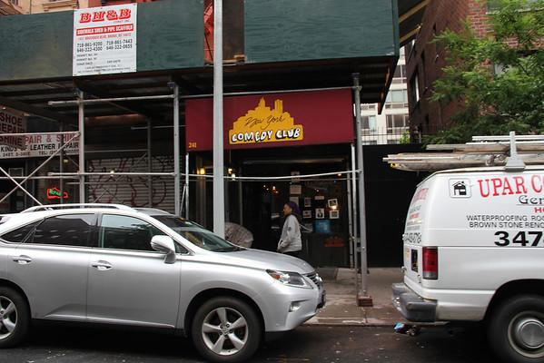 New York Comedy