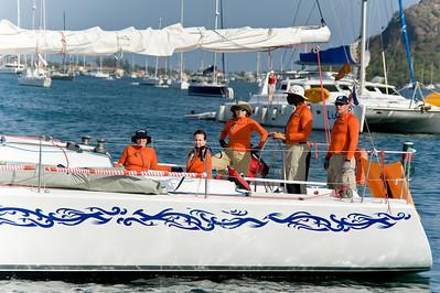 Commanders Cup Race
