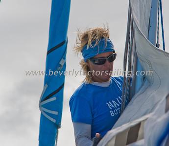 Heineken Regatta 2012 Day 3 Girls for Sail CREW ACTION