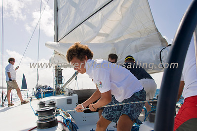 Race Day 1 - CREW ACTION - Cuba Libre