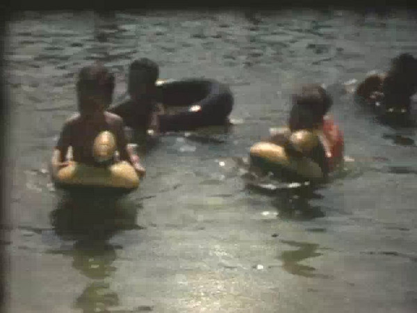 Pensacola Beach 1955