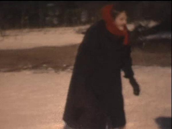 1958 Snowball fight