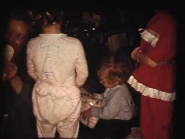 Jasper Christmas and Purvis Birthday 1954