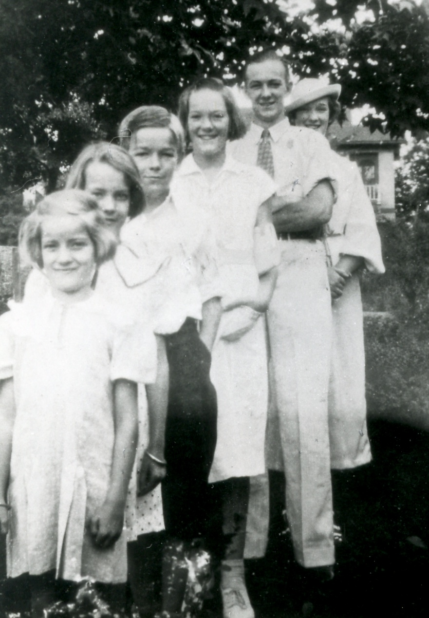 1930s<br /> <br /> The Pledger Children