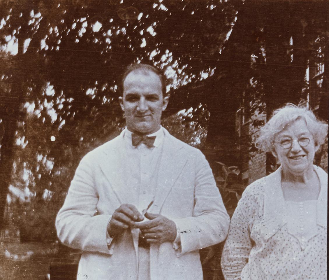 June & Mama LaSalle