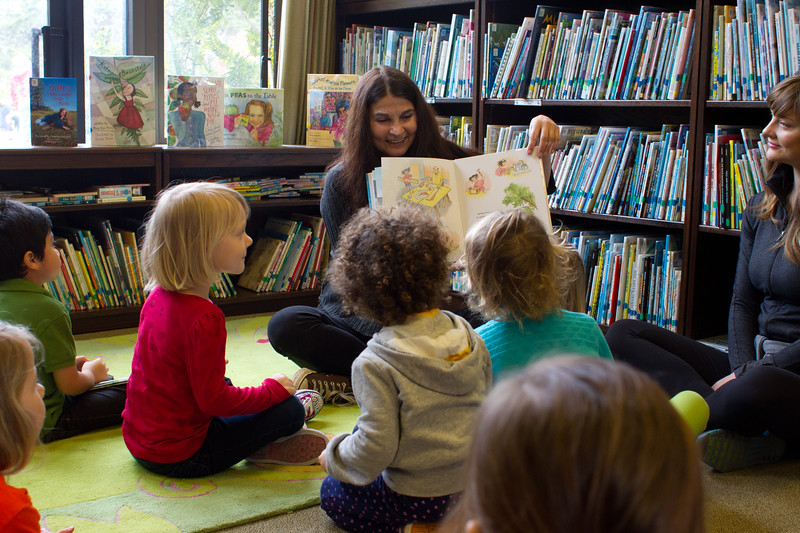 Children's Story Time, 2015