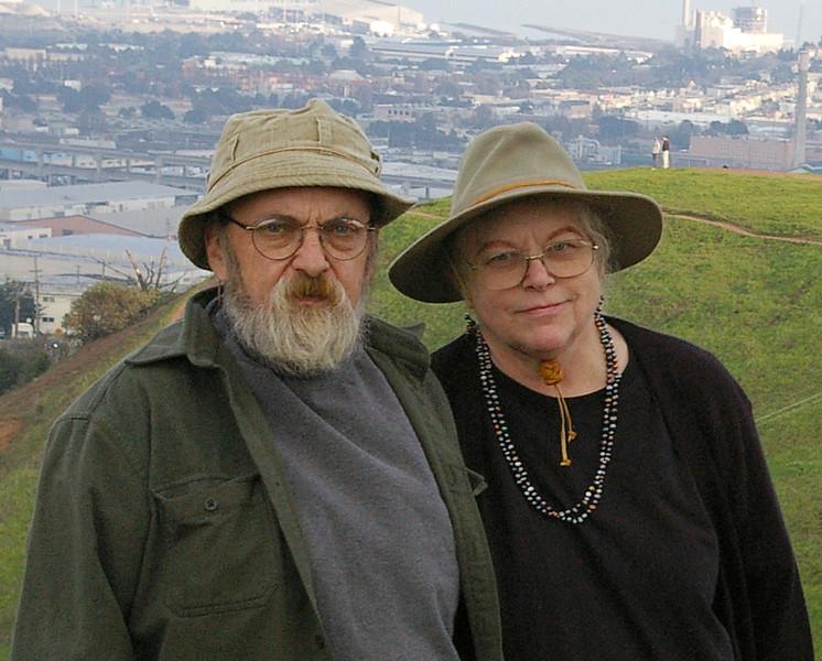 Barbara and Roland Pitschel, 2007