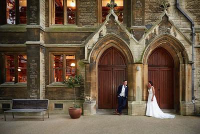 Helen & Dan - Cheltenham Ladies College