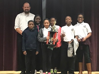 A.B. Williams - 2nd Place Elementary School