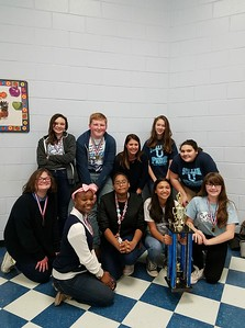 Godley Station - 1st Place Middle School