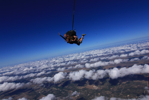 Helen Skydive  SEPT10 2014