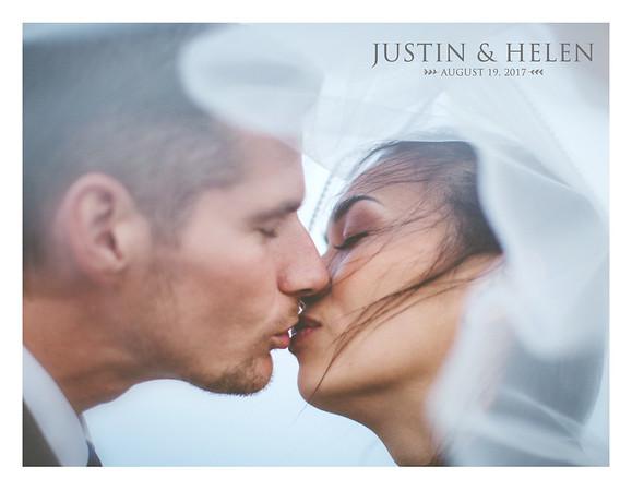 Helen and Justin Wedding Album
