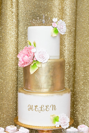Helen's  Quinceaner By Ace Event Planning