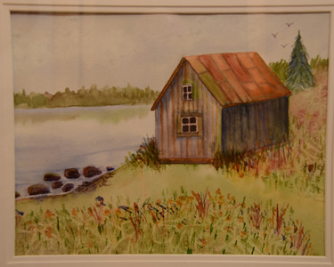 Helen's Watercolor Collection