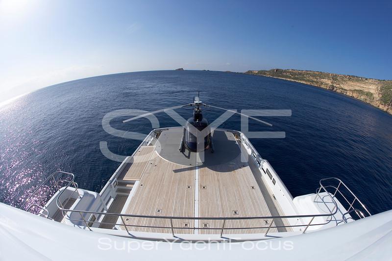 T6 fisheye helicopter