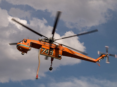 Helicopter Operations & Personnel (ID Fires 2013)