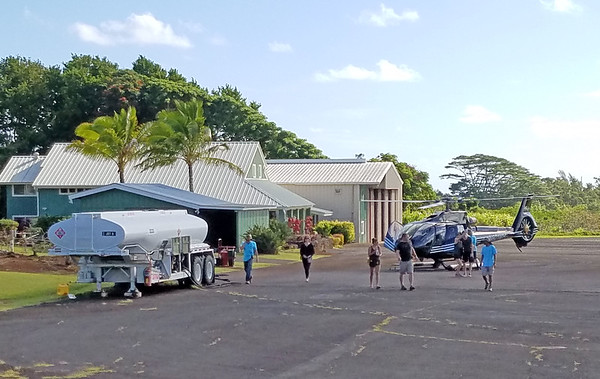 Helicopter Ride, Kauai, HI (August  26 2017)