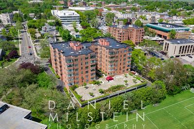 40 West Elm St Greenwich 05-2019 DMP aerial stock 04