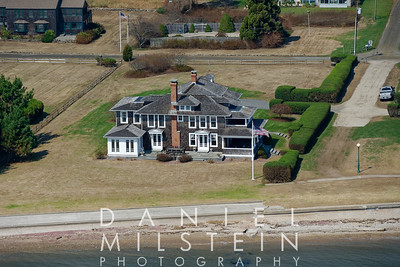 Old Saybrook CT aerial photography