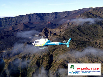 Helicopter Tours on Maui