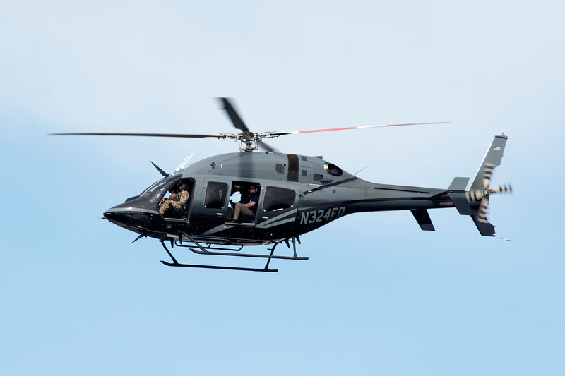 TOTAL HELICOPTERS UNLIMITED<br /> 2108 Bell 429<br /> N324FD<br /> c/n 57346<br /> <br /> 4/10/19 Hains Pt as Yeti 166
