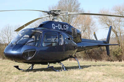 G-OLCP | Eurocopter AS-355N Ecureuil 2 | GB Helicopters