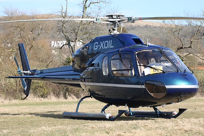 G-TVHD | Aerospatiale AS-355 Ecureuil II | Firstearl Marine and Aviation Ltd