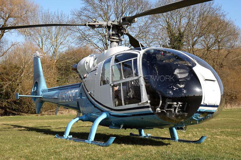 N150SF   Aerospatiale SA-341G Gazelle   Lestralaur LLC