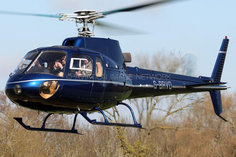 G-BRVO | Eurocopter AS350B Ecureuil | Rotorhire LLP