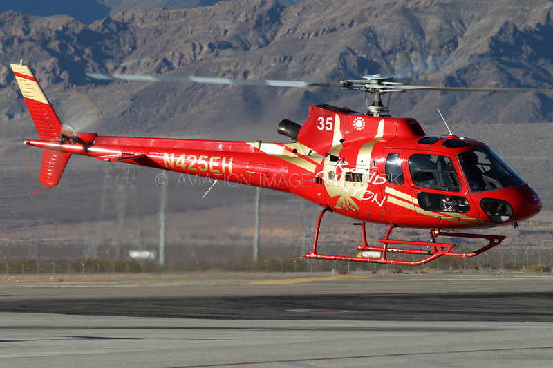 N425EH | Eurocopter AS350B-2 Ecureuil | Papillon Grand Canyon Helicopters