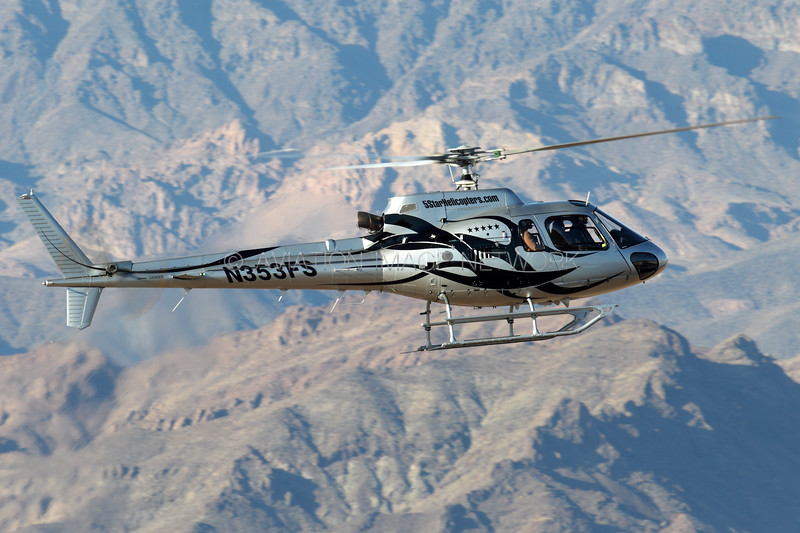 N353FS | Eurocopter AS350B2 Ecureuil | 5Star Helicopters