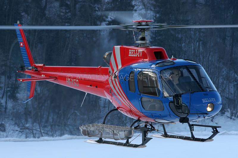HB-KCJ | Eurocopter As-350B-2 Ecureuil | Heli TV