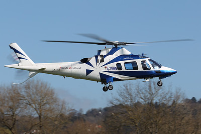 G-TRNG   Agusta Westland AW-109E   G Walters (Leasing) Ltd