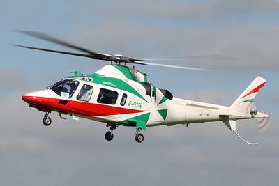 G-POTR   Agusta Westland AW-109E   Sloane Helicopters