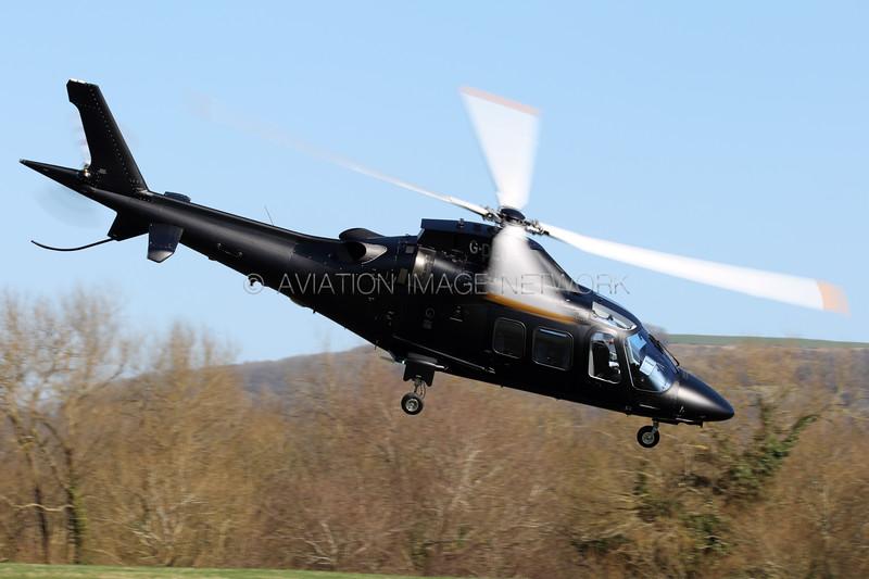 G-DEUP | Agusta Westland AW-109S Grand | Castle Air Ltd