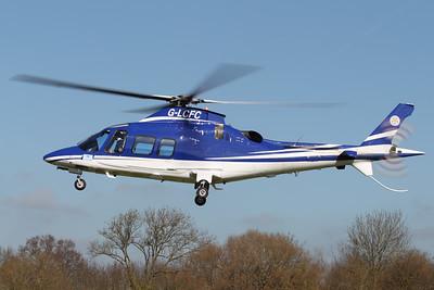 G-LCFC   Agusta Westland AW-109S   Leicester City Football Club