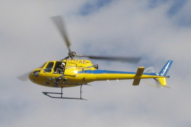 Air Evac H-151 Europter AS350B3 1995 #N732AE