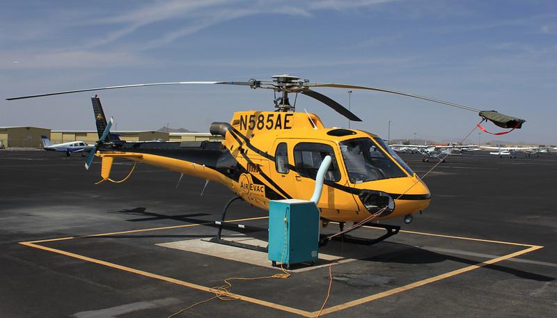 Air Evac 2003 Eurocopter AS 350 B3 #N585AE (ps)