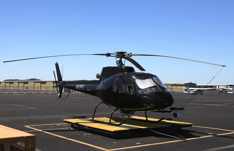 1993 Eurocopter AS 350 BA #N12FL