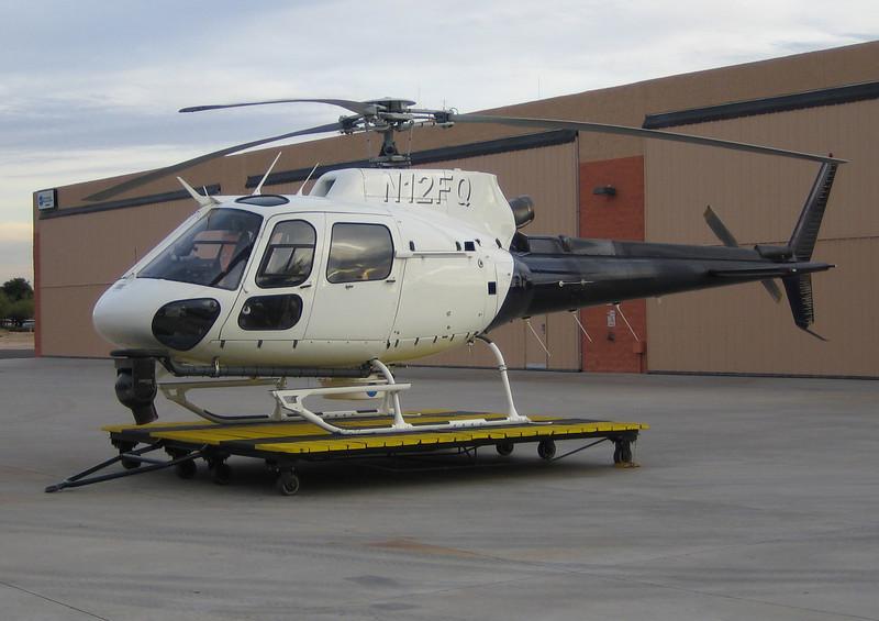 NBC 12 2003 Euro-copter AS 350 B2 #N12FQ