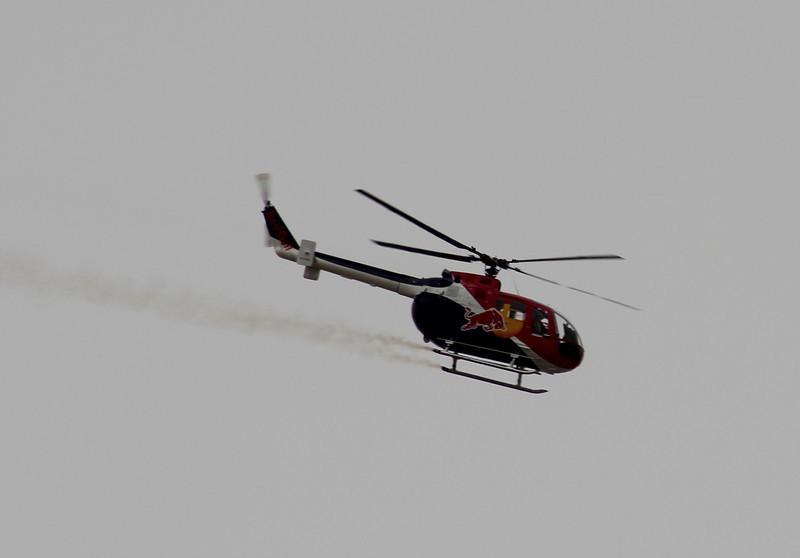 Red Bull Eurocopter BO-105