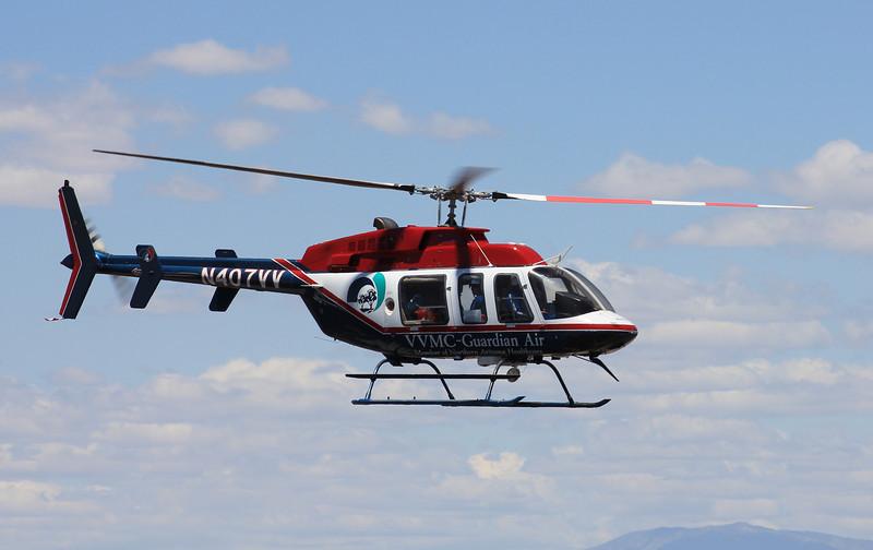 Guardian Air 2001 Bell Ranger 407 #N407VV