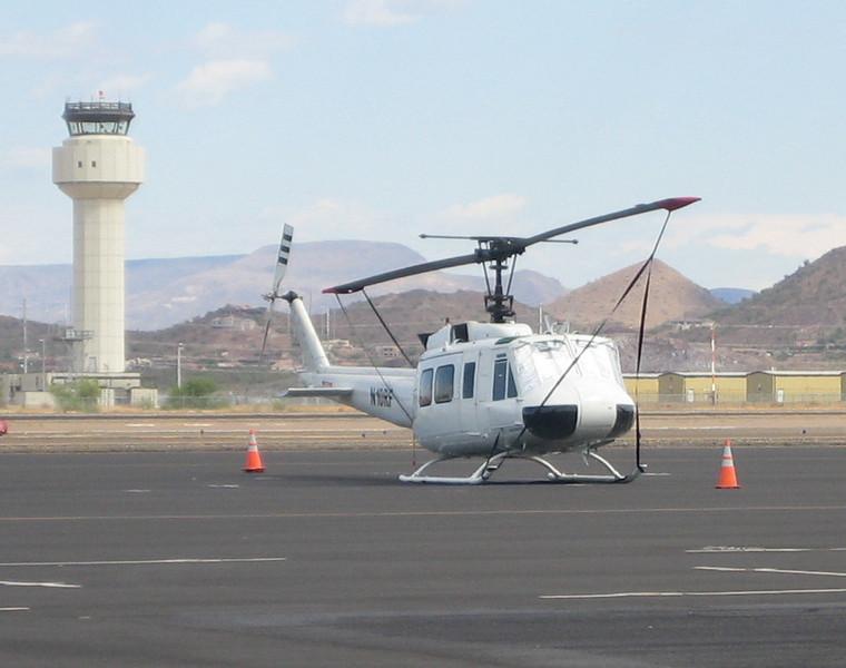 Bell Huey UH-1H 1973 #N10RF