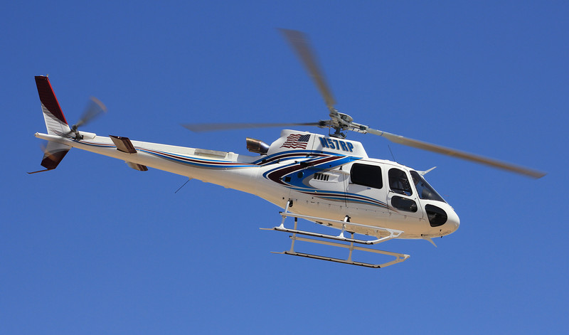 2008 Eurocopter AS350B3 #N57RP