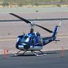 1966 Bell Huey UH-1H #N1206G