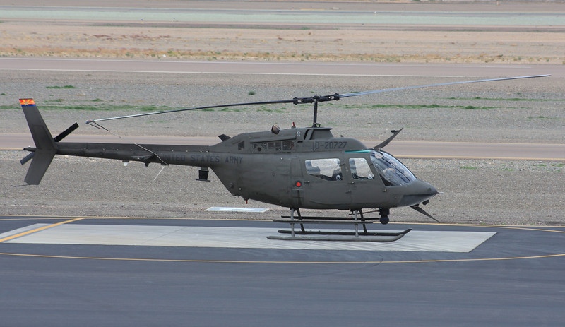 US Army Bell Ranger #0-20727