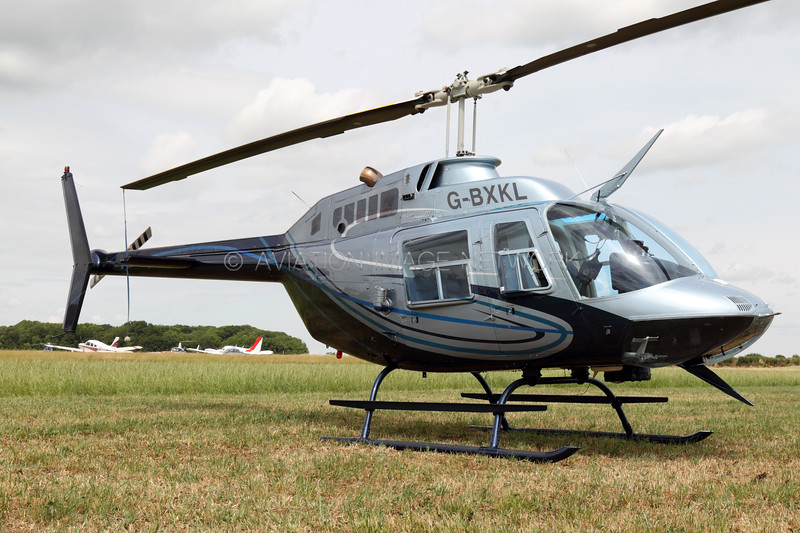 G-BXKL | Bell 206B Jetranger III | Top Chop LLP