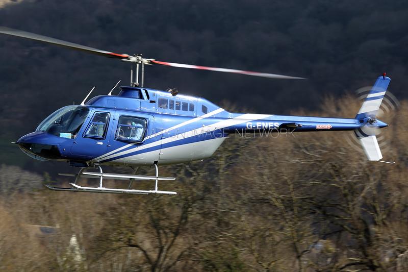 G-ENES | Bell 206B Jetranger III |