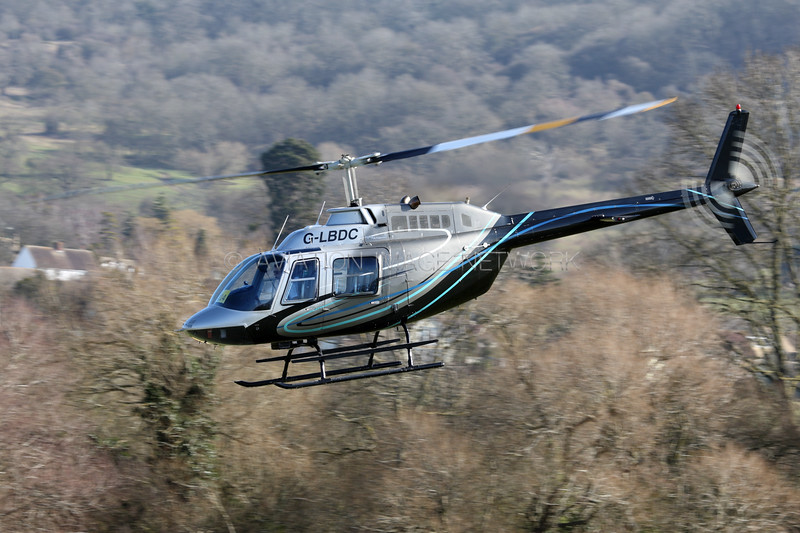 G-LBDC | Bell 206B Jetranger III | Heli Logiostics Ltd